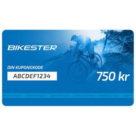 Bikester Gavekort 750 kr